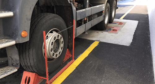 Inbouwen en ijken van tachografen